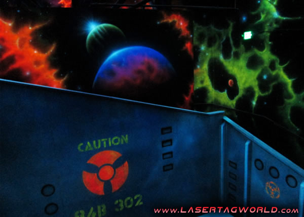 laser tagging in california gets new paint