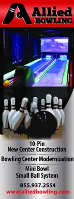 10 pin bowling with Allied Bowling