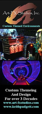 blacklight themeing from Art-FX Studios